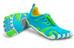 FiveFingers W's KMD Sport LS Blue/Green (14W3604)